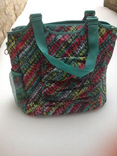 Thirty one yoga bag!