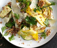 Squash and Quinoa salad