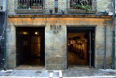 Calle San Nicolás, #Pamplona :: Restaurante Casa Otano :: Más sobre la calle San Nicolás en http://www.callesdepamplona.es/casco-viejo/calle-de-san-nicolas.htm
