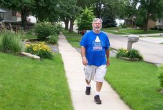 Exercise as simple as walking may help improve symptoms and wellness in Parkinson's patients