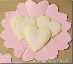 My Grandmother's Melt in Your Mouth Cookies - Sweet Pea