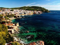Costa Brava Spain...favorite.