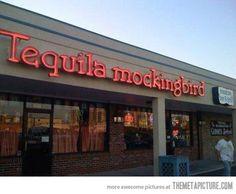 Best liquor store name ever. Ever. EVER.