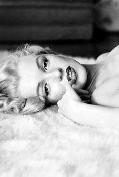 Marilyn Monroe. The lens loved this woman so much, it had to be hard to take a 'bad' picture.....wdk