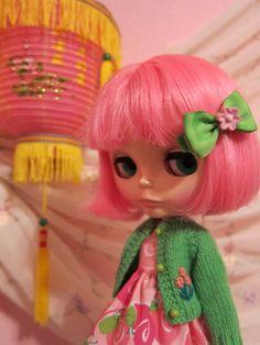 #2 Blythe Prima Dolly Peony