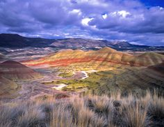Painted Hills of John Day, Oregon
