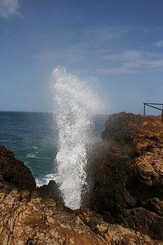 southern provinc, lanka wwwsecretlankacom, sri lanka, blow hole, hummanaya blow