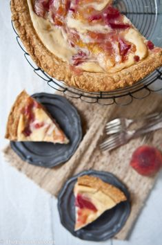 Peaches and Cream Ale Pie