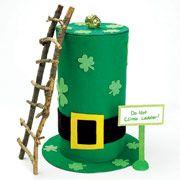 Leprechaun Traps...What a fun idea! :)