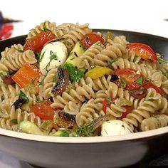 Daphne's Perfect Pot Luck Pasta Salad.
