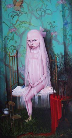 Heather Nevay Scottish artist