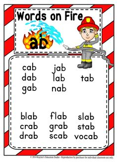 ab word family poster version 1