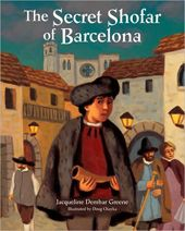 Talented children's author Jacqueline Dembar Greene mixes a high holiday with scary Jewish history during the Spanish Inquisition in a little known Sephardic legend.