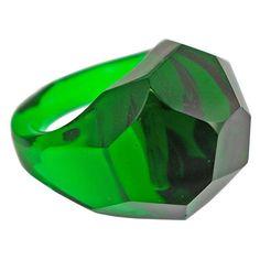 Phuze Design's Glass Cocktail Ring