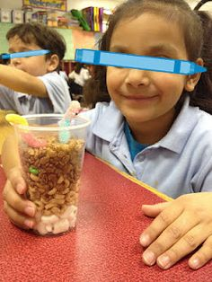 layers of soil activity (+ lots of other creative ideas for other subjects/themes!)