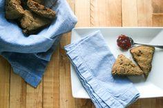 Grain Free Scones #glutenfree #paleo #sugarfree