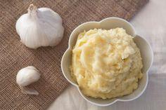 Garlic Mashed Potatoes (gluten free)