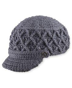 Gillian Pistil crochet hat