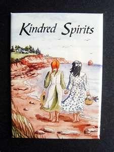 Kindred Spirits Manget - Kindred Spirits - Anne Theme Artwork