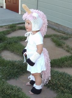 Adorable lil unicorn..