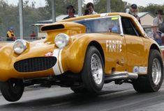 1958 Austin Healey Bugeye Sprite...OH MY !