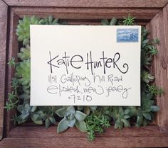 Unique & Modern Art Calligraphy  Handlettered by thelizzies, $1.50