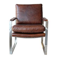 Milano Chair Brown now featured on Fab.