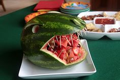 Dino-Melon directions!