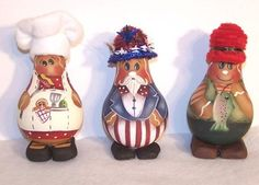 Gingerbread LIGHTBULB CD 10 Patterns Uncle Sam Sweet Gingers Christmas | eBay
