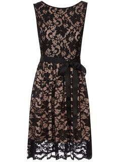 Dorothy Perkins  Black lace Prom Dress