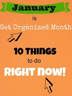 Get organized 2014