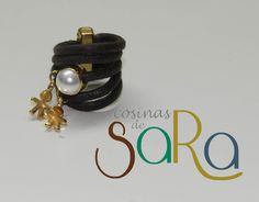 Anillo de Algodón y Entrepiezas - Cosinas de Sara
