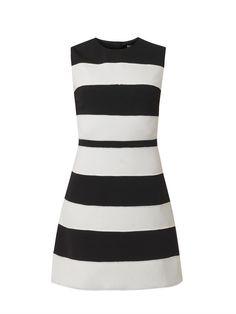 CAMILLA AND MARC Zealot striped sleeveless dress