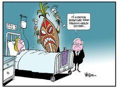 Warren Brown cartoon | Warren's cartoons