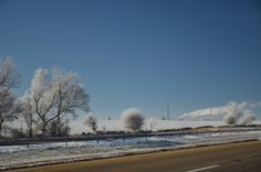 I-88 in Winter Photo By Michael Kappel