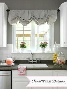 DIY kitchen painting tips!