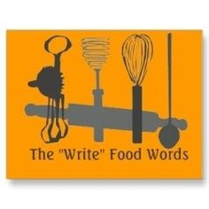 This is dedicated to all of you that write about food - use these descriptive food words to spice up your writing. After all, writing about food,...