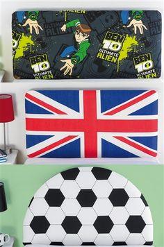 Union Jack Novelty Headboard
