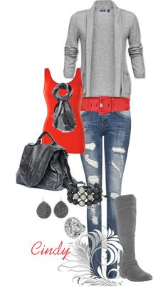 """Fall"" by cindy32tn on Polyvore"