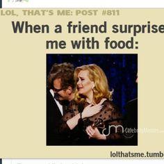 friends, foods, life, funni, hilari, funny true gifs, humor, gifs funny, true stories