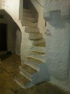 Very Old Stairs