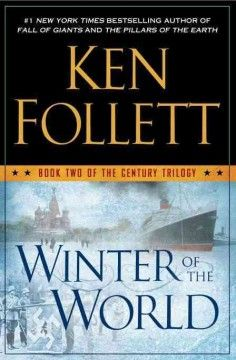 Winter of the world by Ken Follett.  Click the cover image to check out or request the historical fiction kindle.