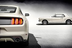 2015 Ford Mustang 50 Year Limited Edition http://hiconsumption.com/2014/04/2015-ford-mustang-50-year-limited-edition/