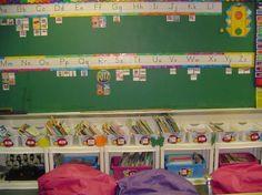 Classroom Word Wall