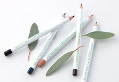 Honeybee Gardens - JobaColors Eye Liner. Fragrance-free, paraben-free. Available @ Living and Eating Well (Sudbury, Ontario) #fragrancefree #unscented #scentfree