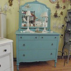 Restore old furniture DIY Paint it how you like it ;-D