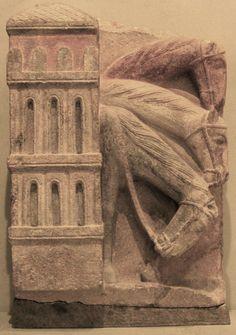 h-horse-relief-santiago-de-compostela-crypt-museum-