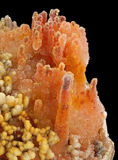 Quartz after calcite.......what color!!