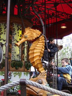 Merry-Go-Round carousel, Brussels Christmas Markets