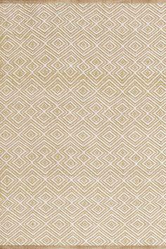 Annabelle Wheat Indoor/Outdoor Rug | Dash & Albert Rug Company